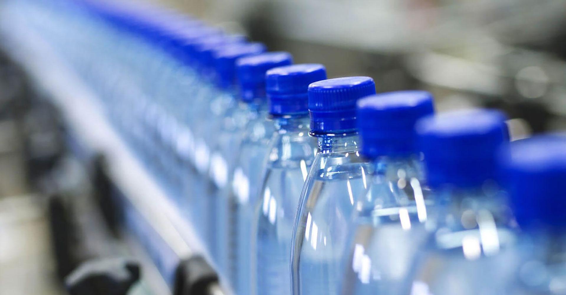 رایا صنعت: خط تولید آبمعدنی
